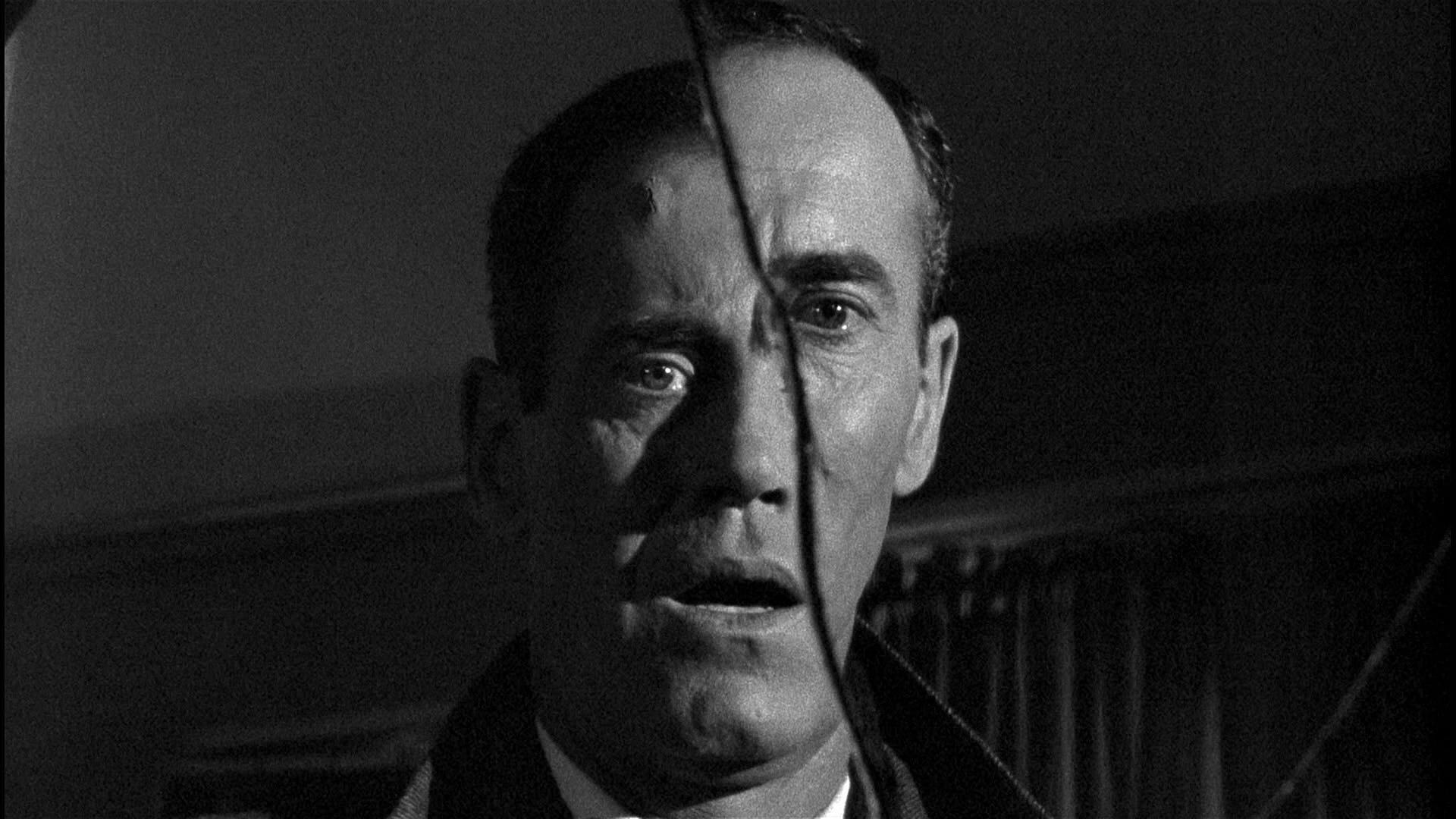 Falso culpable - Hitchcock
