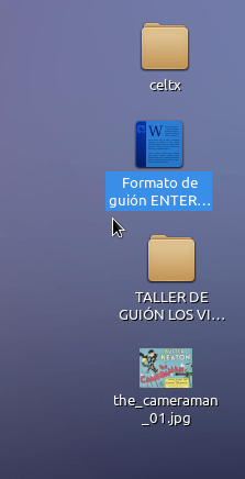 enterprise en el escritorio